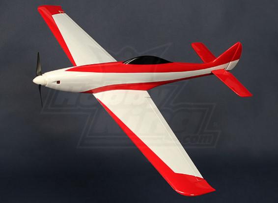 Electric Fiberglass Pylon Racer 930mm Red (ARF)
