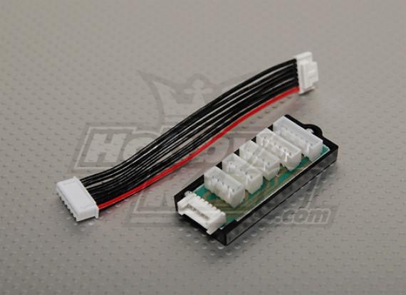 PQ Adapter Coversion Board W/ Quattro 4x6S Charger plug