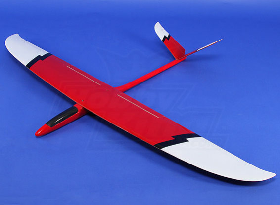 (complete) Rocket-15 Full Composite High Performance Glider 1485mm (ARF)