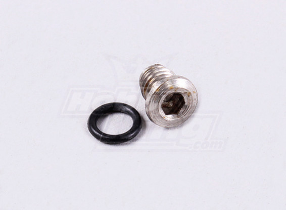 Diff Screw #2 for Alloy Diff Shell (1pc)