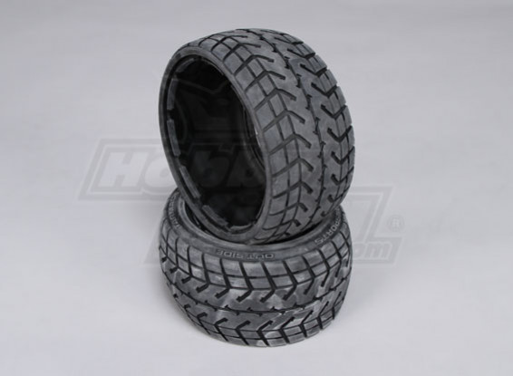 Rear Street Tire Set (2pcs) Baja 260 and 260s (tires only)