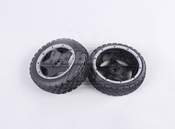 Front Off-road Wheel Set  - Baja 260 and 260S