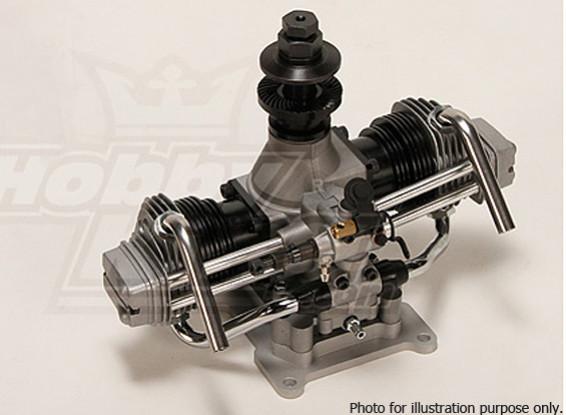 SCRATCH/DENT -  ASP FT160AR Twin Cylinder Glow Engine