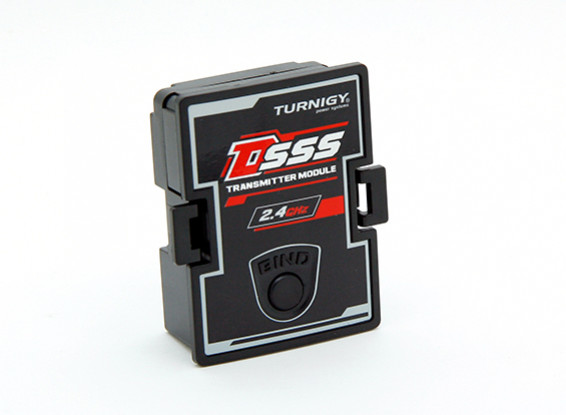 SCRATCH/DENT - Turnigy DSSS 2.4Ghz Transmitter Module For 9XR / 9XR Pro (JR Configuration)