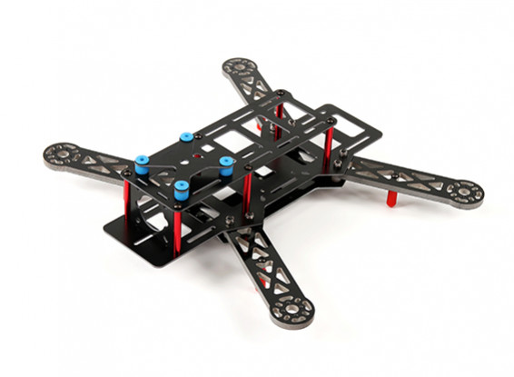 SCRATCH/DENT - Kim250 Pro FPV Multrotor with PCB