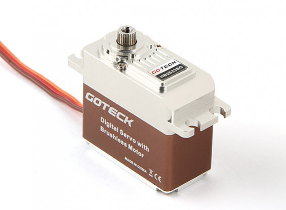 SCRATCH/DENT - Goteck HB1622S HV Digital Brushless MG High Torque STD Servo 53g/22kg/0.11sec