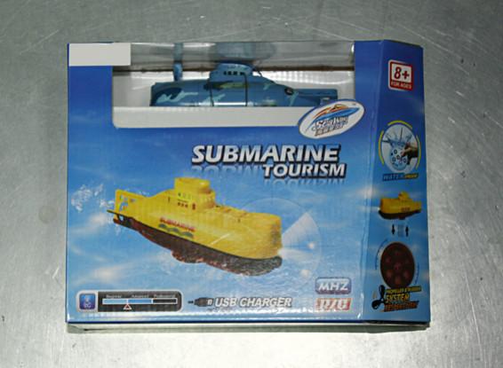 SCRATCH/DENT -  Miniature 6ch RC Submarine (40MHz)