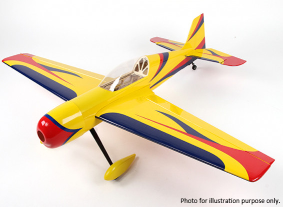 SCRATCH/DENT - HobbyKing™ Typhoon 3D Balsa 1250mm (ARF)