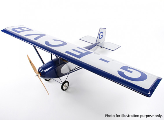 SCRATCH/DENT - Hobbyking™ Pietenpol Aircamper Old Timer Balsa 1370mm (ARF)