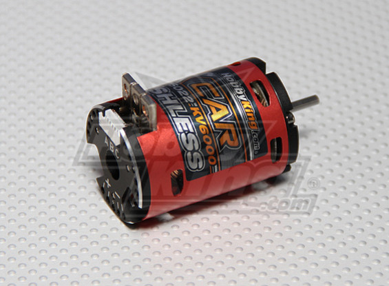 HobbyKing X-Car 5.5 Turn Sensored Brushless Motor 6000Kv
