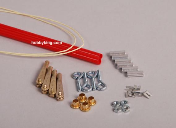 Sullivan Gold-N-Rod 3.65m/12ft Kevlar Pull-Pull