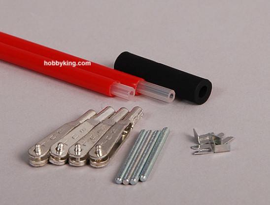 Sullivan Gold-N-Rod 91cm/2mm Flexible 2sets
