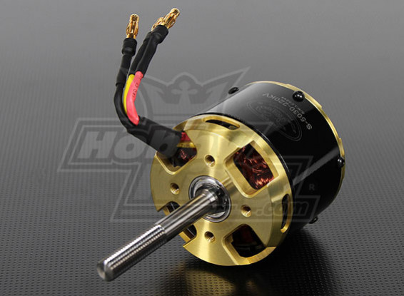 Scorpion S-5030-220kv (F3A Special) Brushless Outrunner Motor