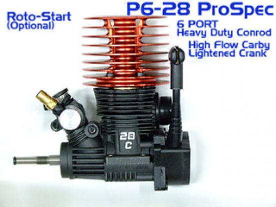 .28 6 Port SH ProSpec w/ Pullstart