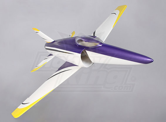 Silvia 70mm Composite EDF Jet (Kit)