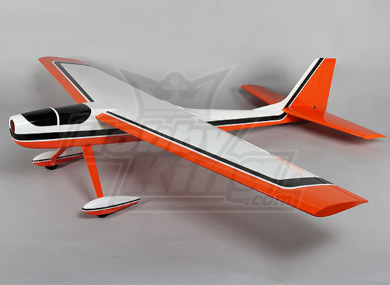 Racer Cat 60 Balsa 1600mm Glow (Orange) (ARF)