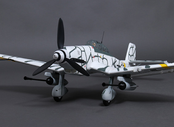 Durafly™ JU-87G Stuka w/flaps & lights 1100mm (PNF)
