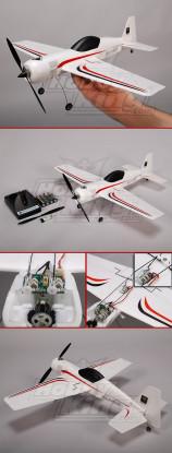 Sukhoi Bind-N -Fly Indoor Flyer w/ DSM2 Tecnology