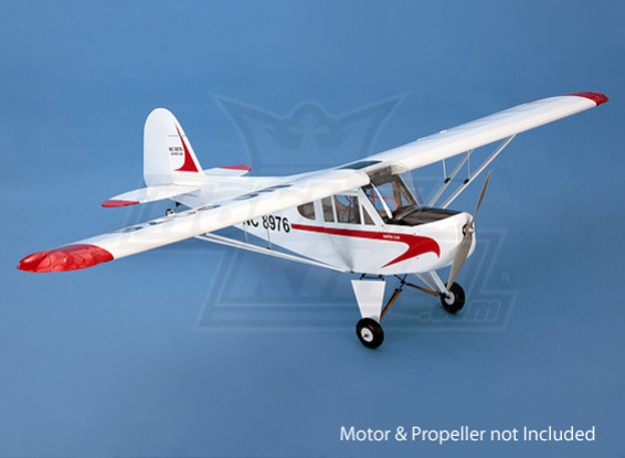 Super Cub EP 1870mm Balsa/Ply (ARF)