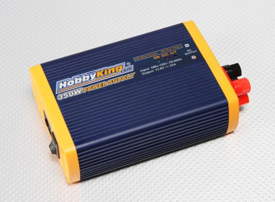 HobbyKing 350w 25A Power Supply (100v~120v)