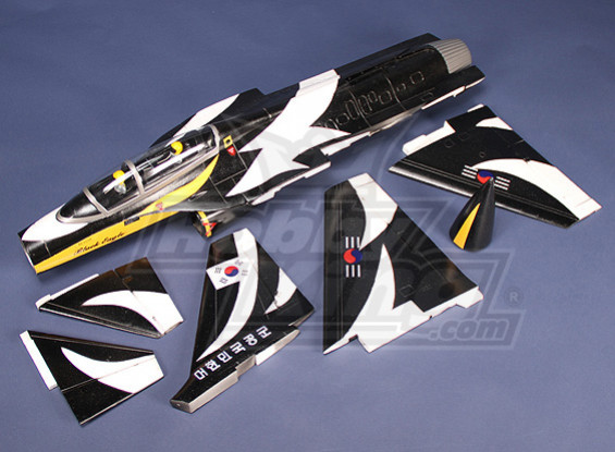 T-50 70mm EDF Jet (Black Kit)