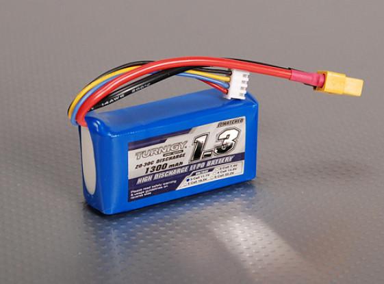 Turnigy 1300mAh 3S 20C Lipo Pack