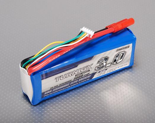 Turnigy 3000mAh 4S 30C Lipo Pack