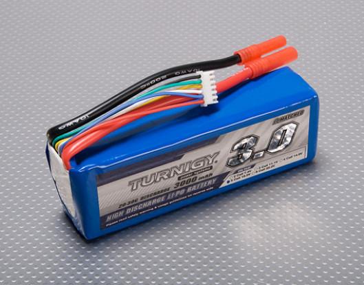 Turnigy 3000mAh 5S 20C Lipo Pack