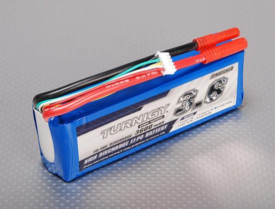 Turnigy 3600mAh 4S 30C Lipo Pack