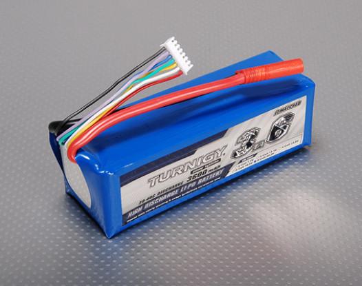 Turnigy 3600mAh 6S 30C Lipo Pack