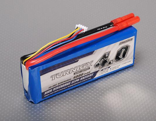 Turnigy 4000mAh 3S 30C Lipo Pack