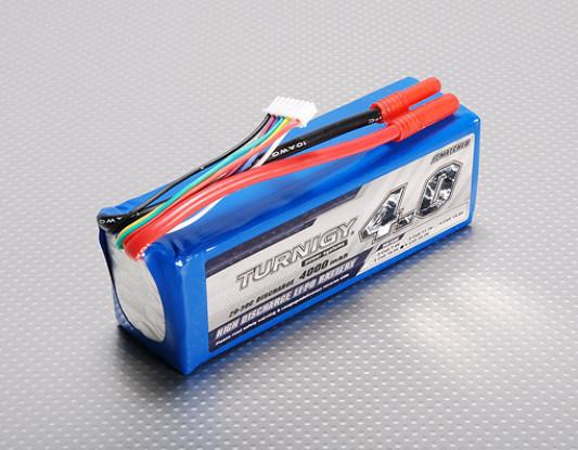 Turnigy 4000mAh 6S 20C Lipo Pack
