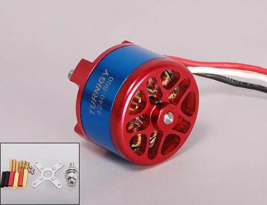 Turnigy 4240 Brushless Motor 800kv