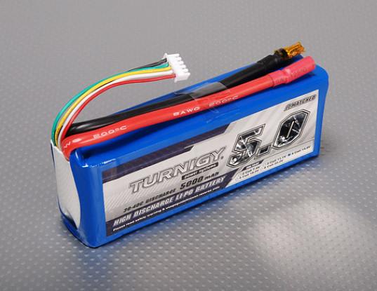 Turnigy 5000mAh 4S 30C Lipo Pack