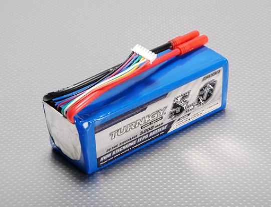 Turnigy 5000mAh 6S 20C Lipo Pack