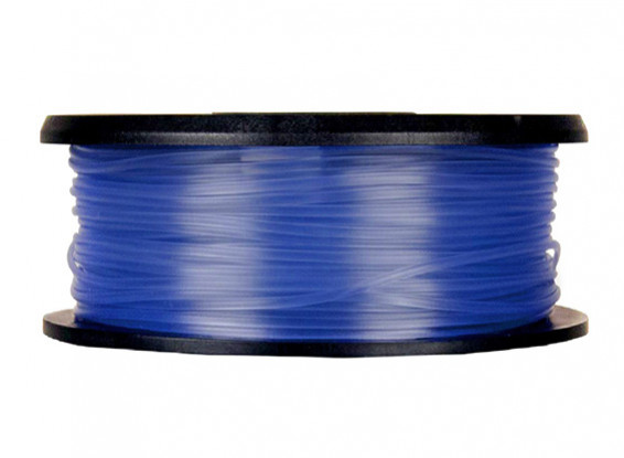 CoLiDo 3D Printer Filament 1.75mm PLA 1KG Spool (Translucent Blue)
