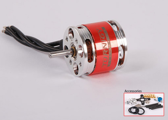 Turnigy 2209 26turn 1130kv 15A Outrunner