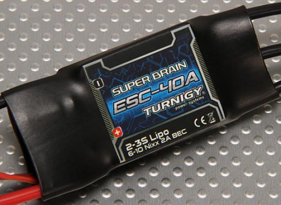 Turnigy Super Brain 40A Brushless ESC