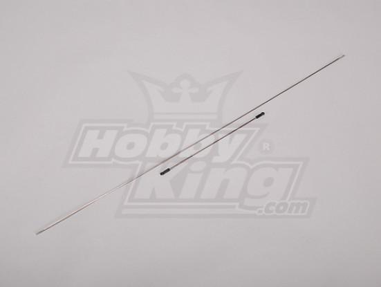 TZ-V2 .90 Size Pulley Pull Rod