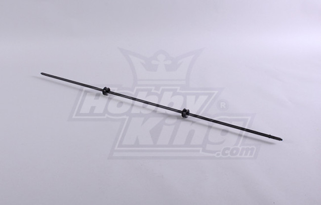 TZ-V2 .90-TT - Tail Drive Shaft