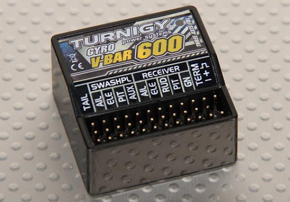 Turnigy V-Bar 600 Flybarless System (v3)