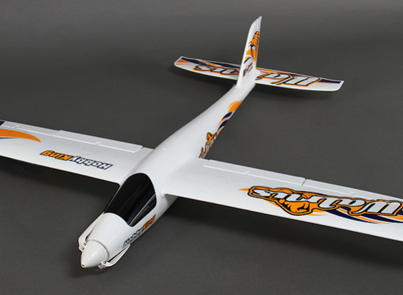 H-King Walrus (PNF) Glider w/Flaps EPO 1400mm