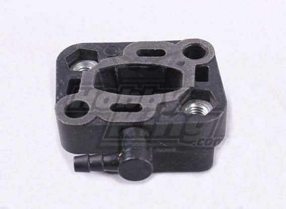 Water Pump Carburator Intake