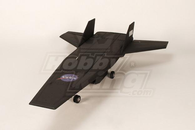 X43A Scramjet w/ Brushless EDF Plug-n-Fly