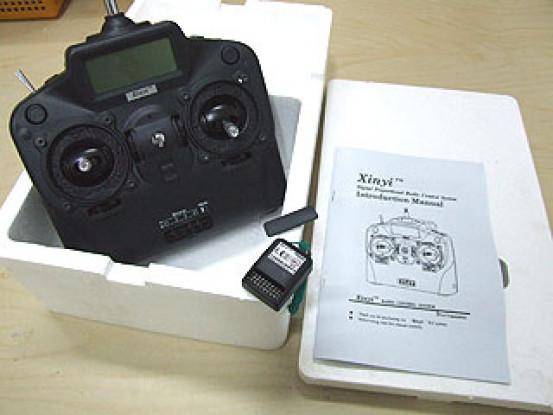 Xinyi 4Channel Digital Radio 36mhz FM Module