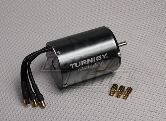 XK5674-1050KV Brushless Inrunner