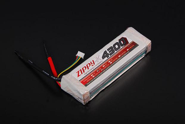 ZIPPY-K 4300mAh 3S1P 20-30C