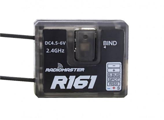 RADIOMASTER R161-D16 FCC 16ch SBUS/S.Port Receiver (Frsky D16 Compatible)