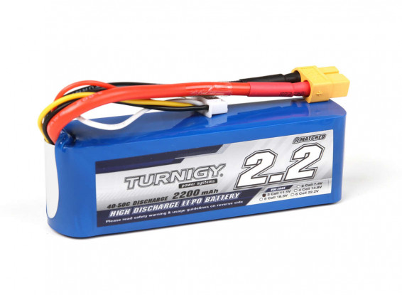 Turnigy-2200mAh-3S-40C-LiPo-Pack-T2200-3S-40