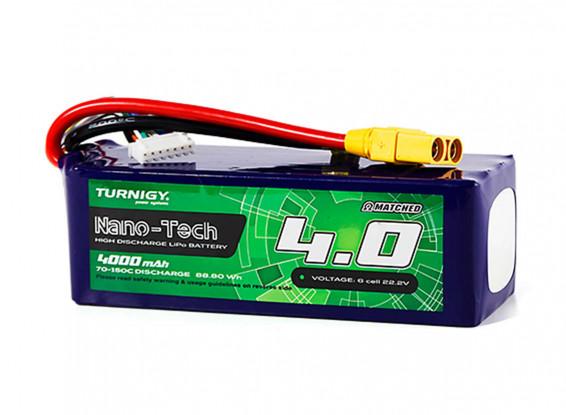 Turnigy-Nano-Tech-Plus-4000mAh-6S-70C-Lipo-Pack-w-XT90-9210000268-0_